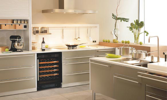 EuroCave Wine Cabinet Kitchen Compact Built In S059