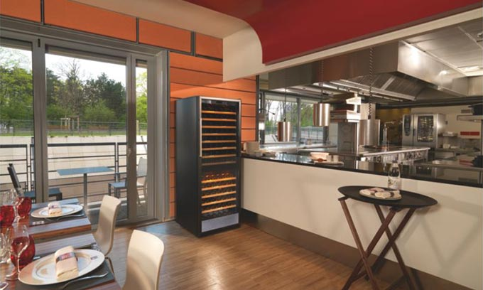 EuroCave. Wine Fridges. For Sommeliers and Wine Professionals.