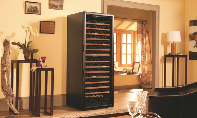 EuroCave Wine Cabinet Premiére Range V266 Home Wine Storage