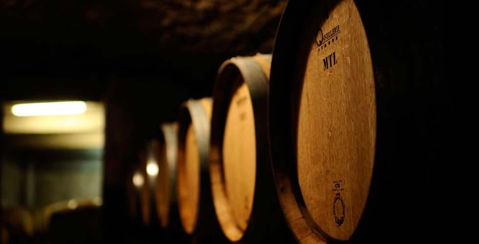 Wine Preservation EuroCave Wine Barrel France