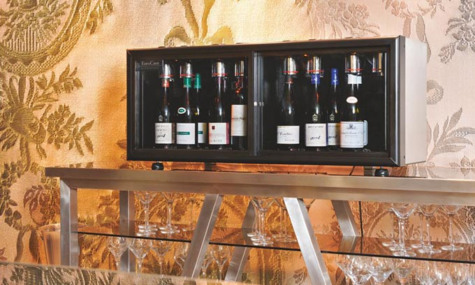 EuroCave SoWine Pro Wine Service and Preservation