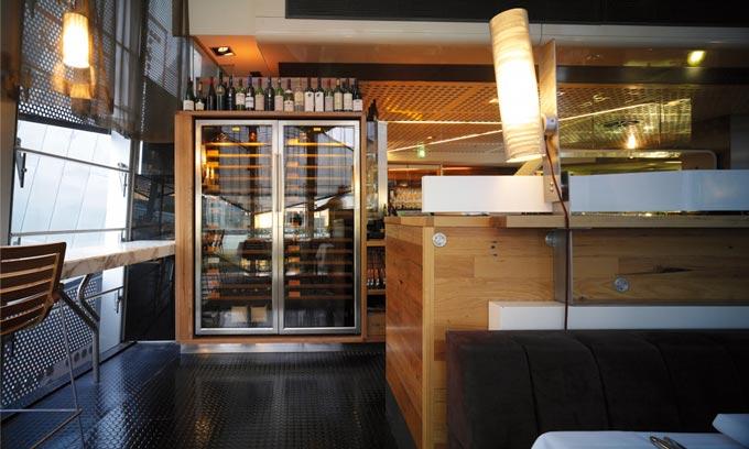 EuroCave Professional Series Taxi Restaurant Melbourne