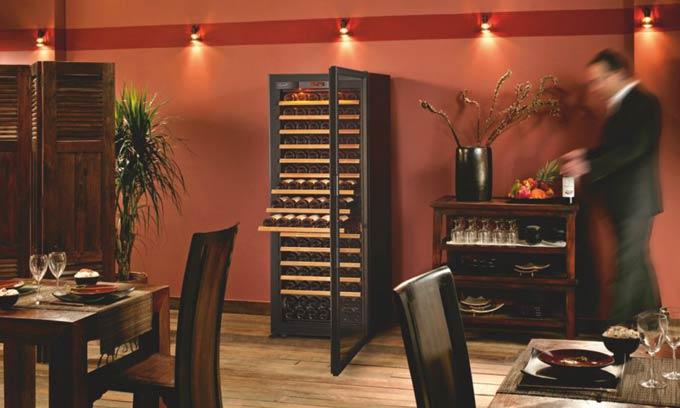 EuroCave Pure Wine Cabinet Fridge