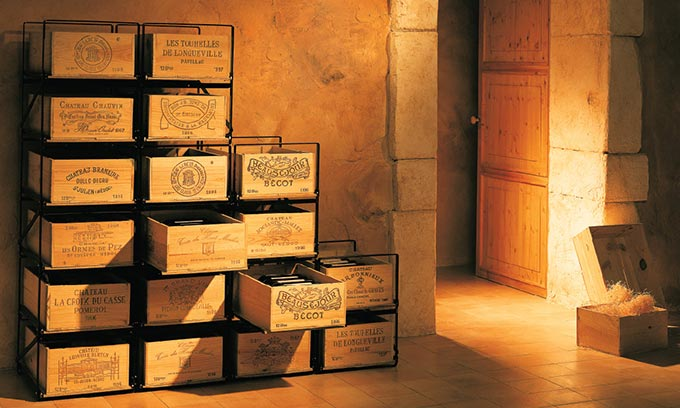 EuroCave Wine Racks Modulorack