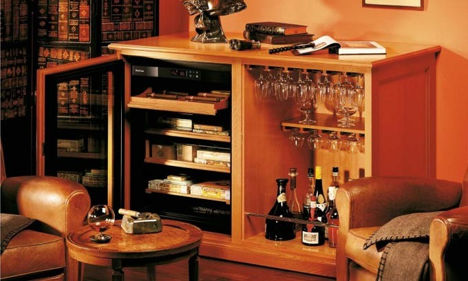 Cigar-Humidor-display