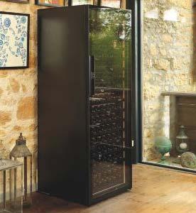 EuroCave Revelation Wine Cabinet Full Glass Door