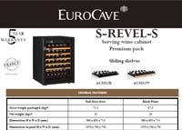 EuroCave S-Revel-S Brochure