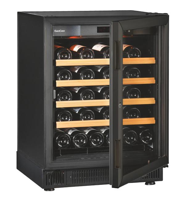 Eurocave Compact Wine Cabinet V059 Glass Door Eurocave