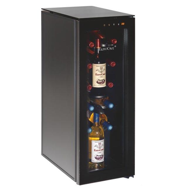 Tete Compact Wine Cabinet Closed Door