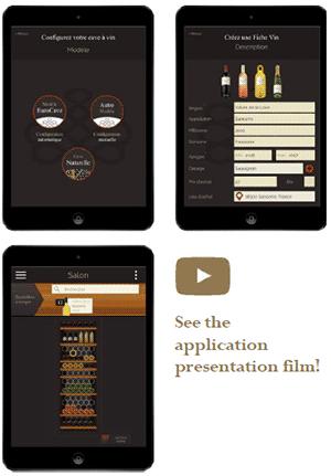 EuroCave APP Presentation Video