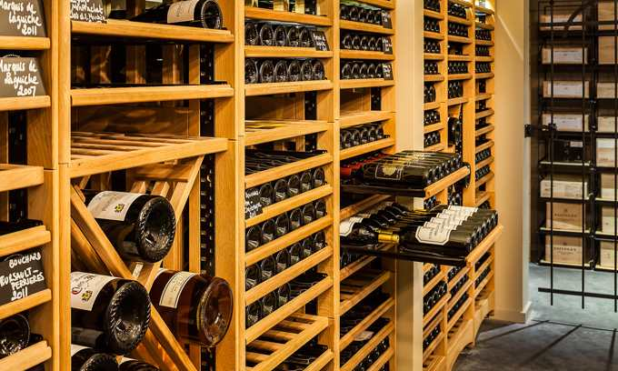Modulotheque Wine Racks