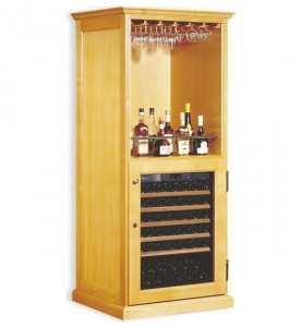 EuroCave Elite C4 Wood Furniture Wine Cabinet