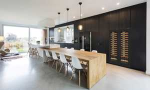 Inspiration Large Integrated Wine Cabinets
