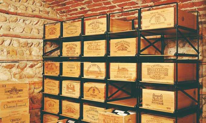 Modulorack Wine Racks