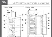 ShowCave Description Installation and Maintenance