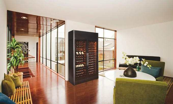 ShowCave Wine Cabinets Professional