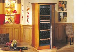 EuroCave Furniture Bonnetière Wine Cabinet