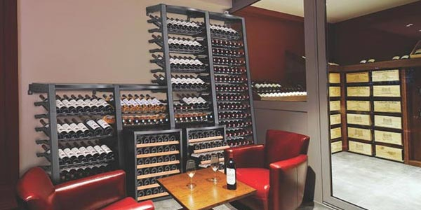 EuroCave Wine Rack Systems